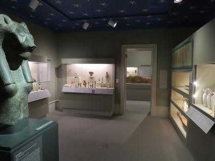 Egyptian Galleries, Albany Institute of History and Art
