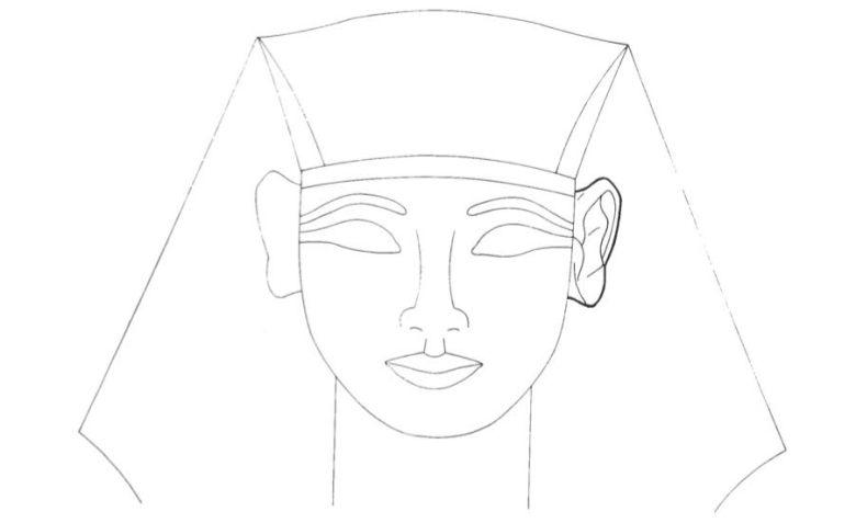 obsidian ear drawing